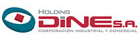 Holding Dine S.A logo